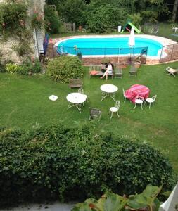 Maison / piscine orville - Orville - Huis