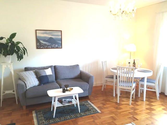 *ESC* - nice flat near Hornstull - Stockholm - Apartment