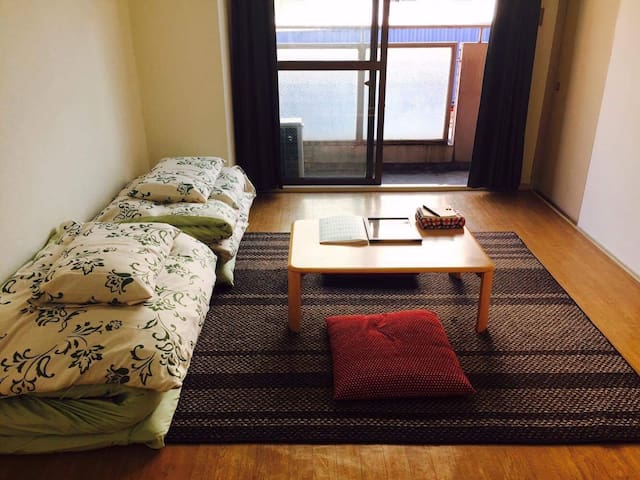 1min subway sta.comfort room KYOTO - Kyoto - Appartement