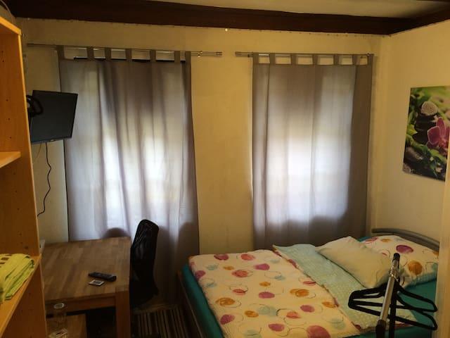 BLO-OG1-Z4 Tolles Zimmer direkt in der City - Schwäbisch Hall - อพาร์ทเมนท์