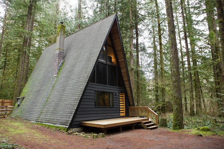 Rancho Relaxo - A Beautiful Mountain A-frame