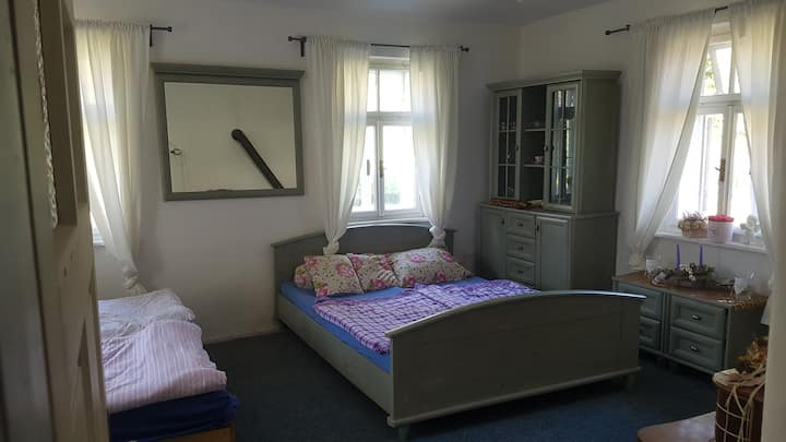 Bohdašínská chata