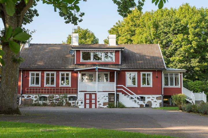 Åkagårdens Lodge - Båstad och Bjärehalvön