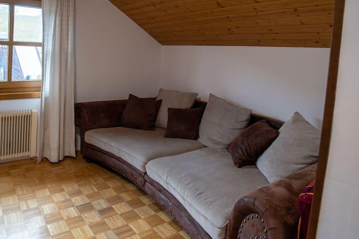 Appartement 1: Wohnzimmer, Living room