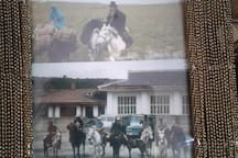 Worked as a guide for Boojum Expeditions in 1989. Adventure Travel on Horseback with Tibetan Buddhist Wranglers.