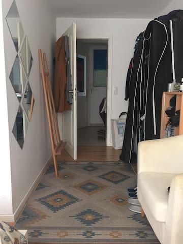 Wohliges Zimmer Westes Stuttgarts