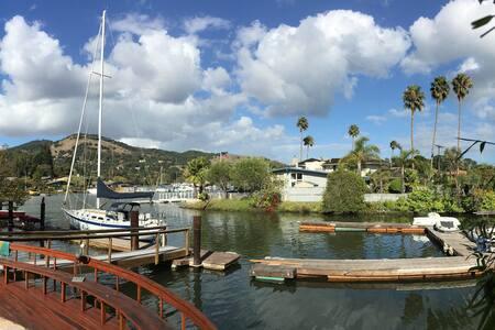 Airbnb by the Sea - San Rafael