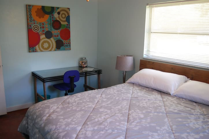 Sunny, beach friendly, relaxing rm - Largo - Bed & Breakfast