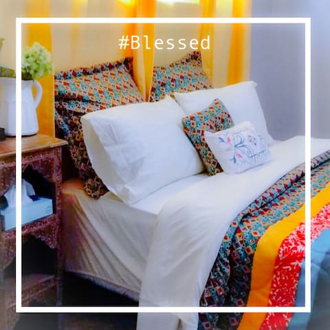 Wifi Here! Comfy Guest Room #2 and More!