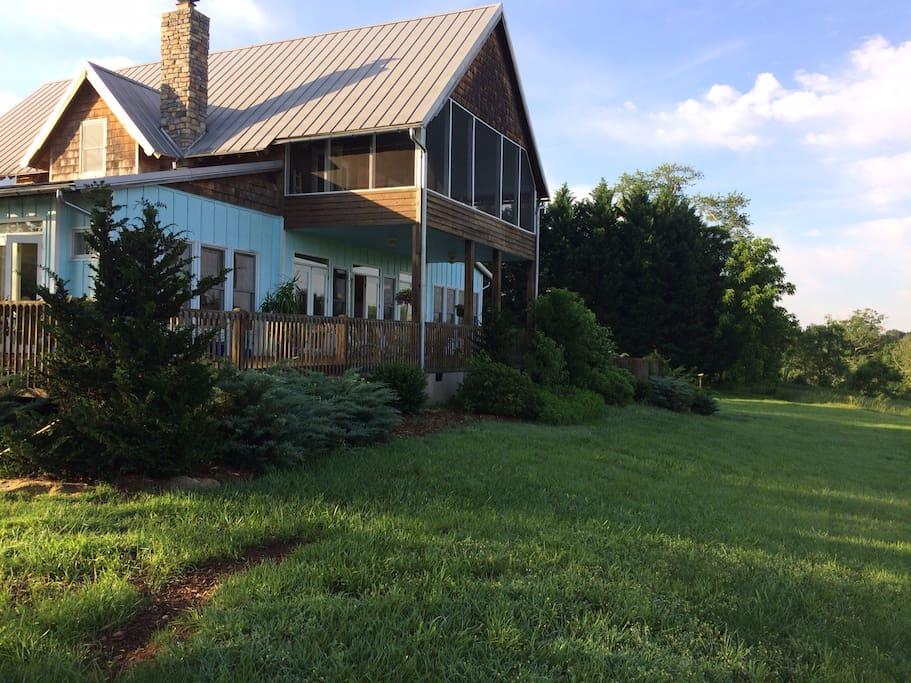 Thompson Farm House