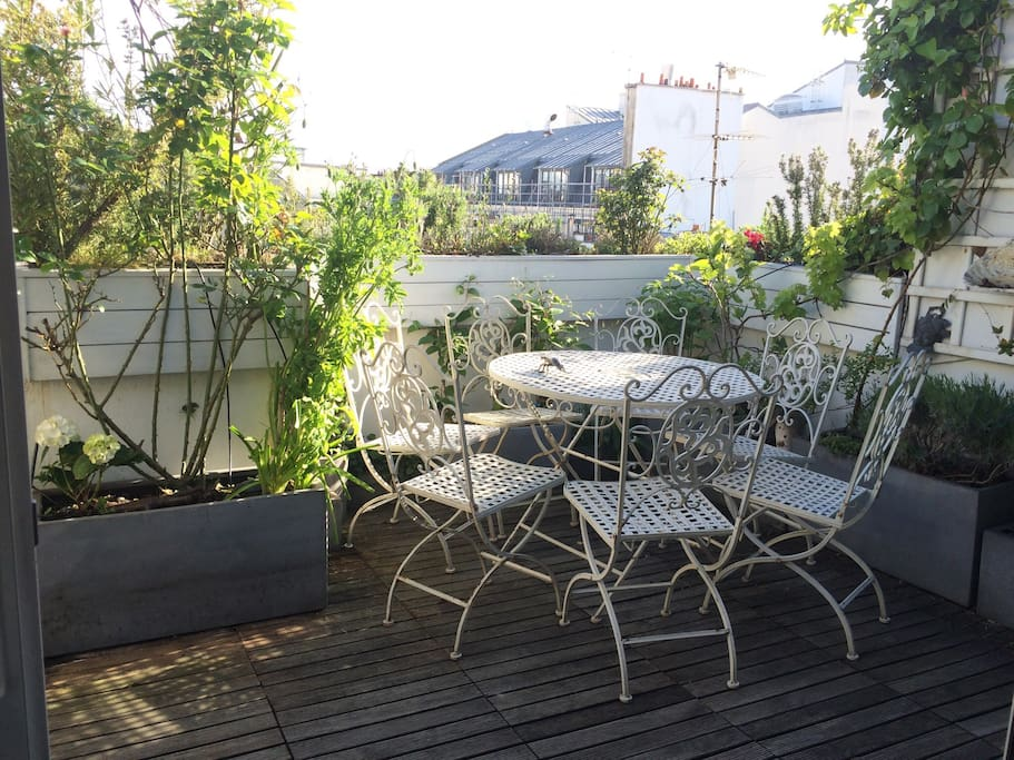 Appartement terrasse centre paris appartements louer for Appartement paris terrasse