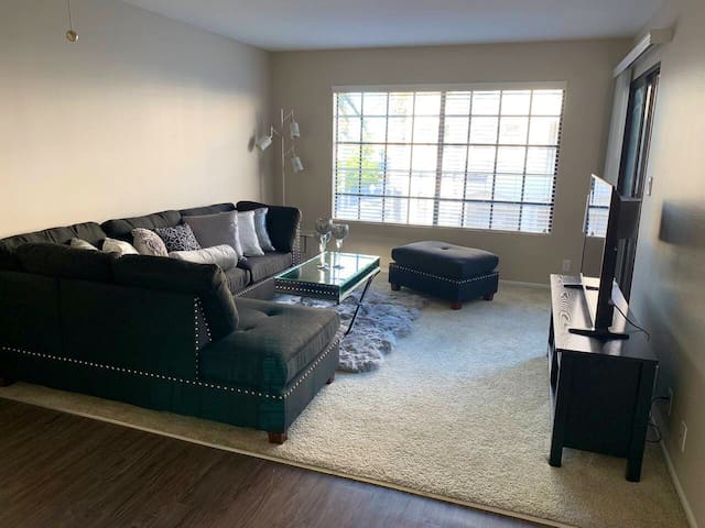Beautiful apartment in historic downtown pine