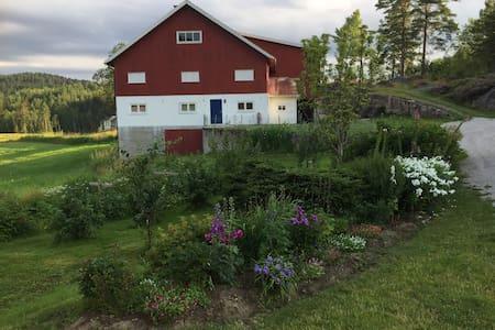 Dalane, Drangedal, Telemark -Unique farm apartment
