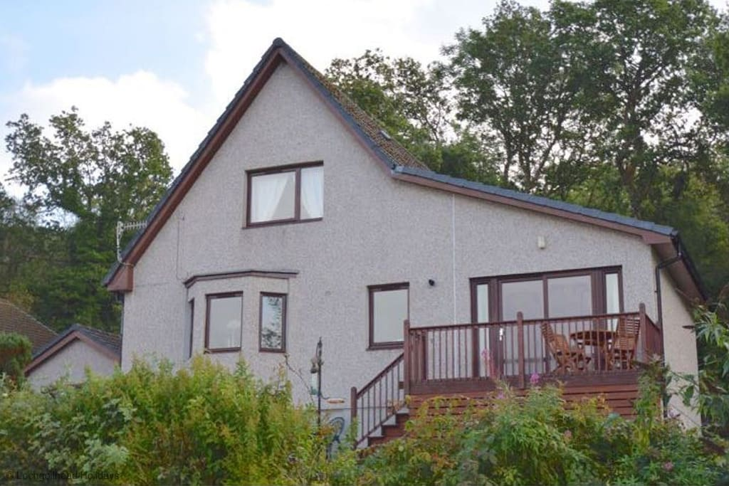 Trefoil by loch fyne houses for rent in st catherines for Catherines house
