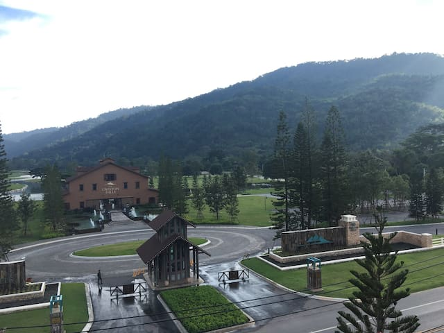 Greenery and Foresta view Room - Pak Chong - Lejlighed