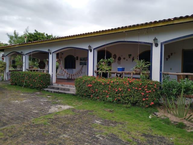Casa Colonial Paracuru