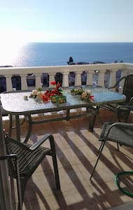 Cozy sea view appartment by the Ionian sea - อพาร์ทเมนท์