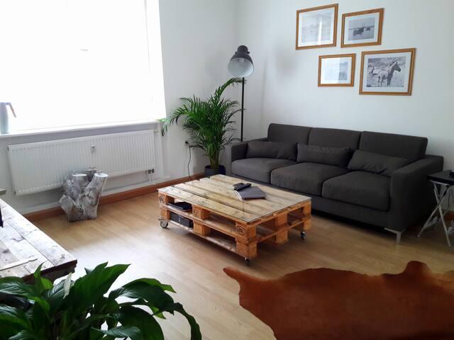 Stylishe 2,5 Zim. Wohnung in Bayreuths bester Lage