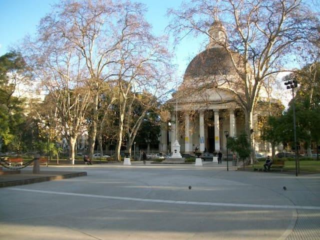 2 Habitaciones con baño privado - Buenos Aires - Apartment