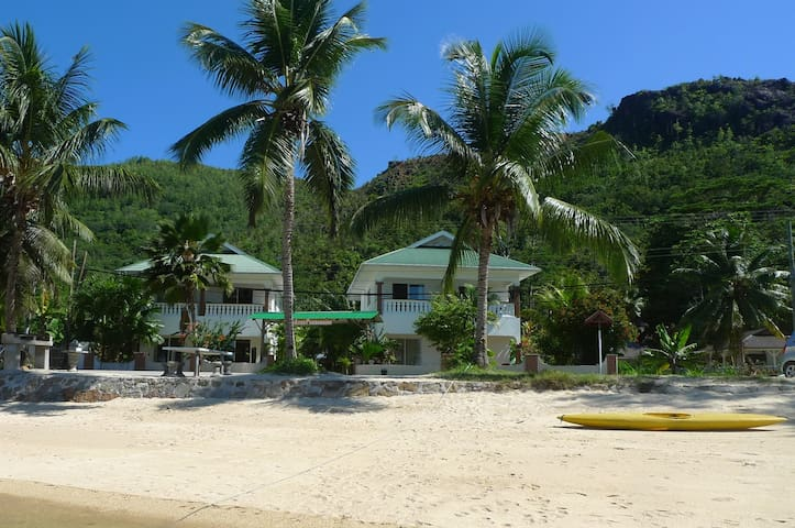 Self Catering Villa Anse Possession
