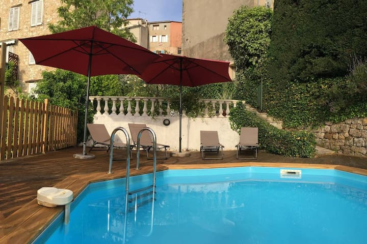 Amira Callian -Village house with private pool 3BR