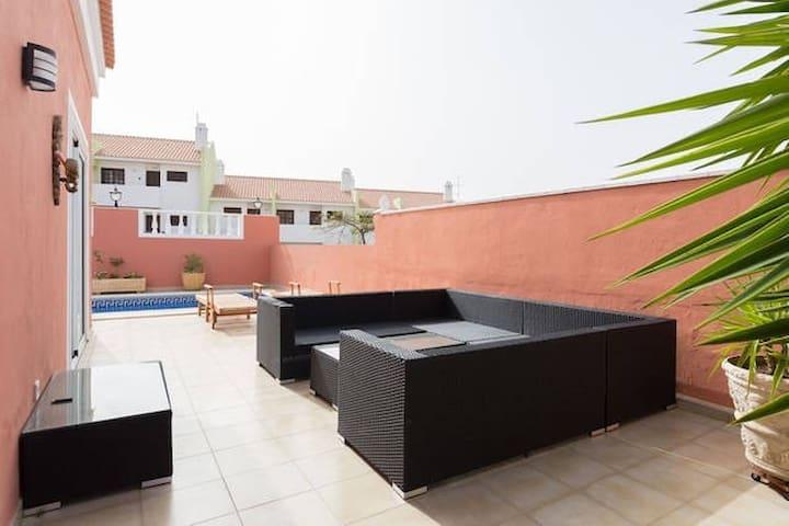 Charming Double Room in The Villa private entrance - Costa Adeje - Villa