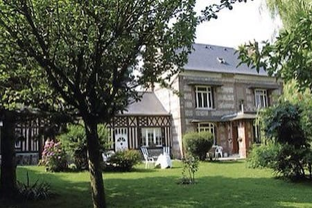 Chambres d'hôtes: Art BxB Hautot 76 - Hautot St Sulpice - Bed & Breakfast