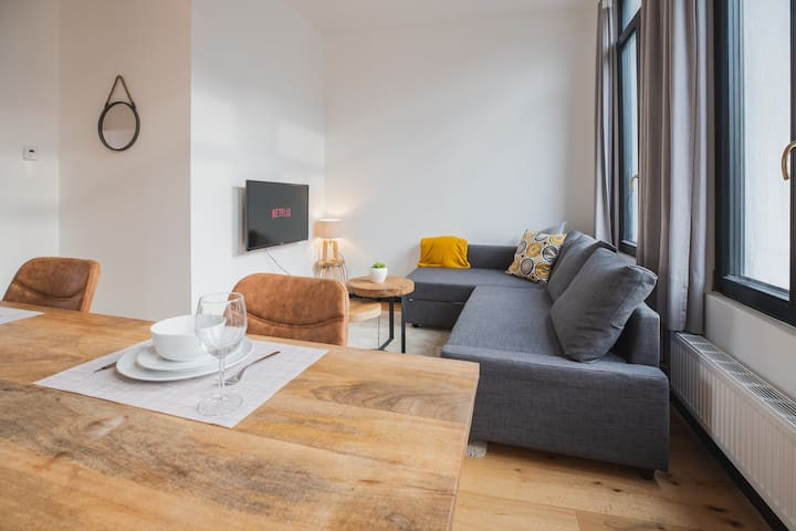 BRAND NEW DUPLEX APARTMENT  @Antwerp city