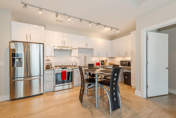 1BR Apartment in Uptown Charlotte