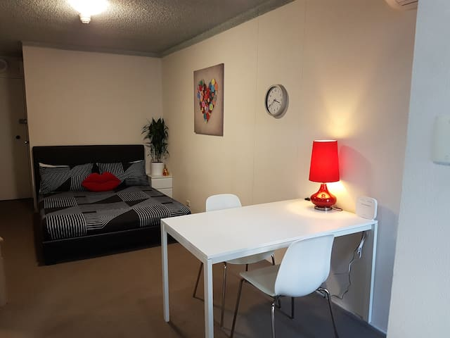 Cosy 11th floor apartment in the heart of Sydney