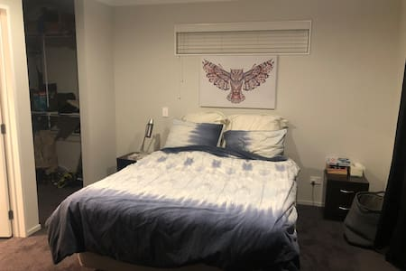 Master Bedroom in brand new home