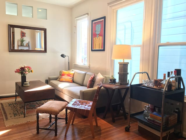 Comfortable Lower Haight 2 Bedroom - San Francisco - Apartment