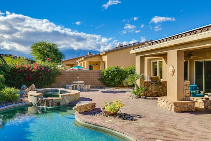 Desert Oasis - Perfect for Stagecoach! - Palm Desert - House