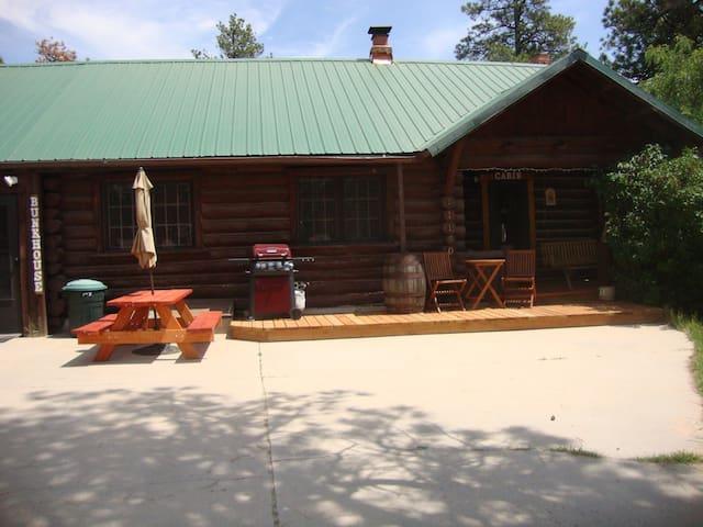 Cascade Log Cabin