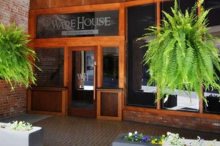 WareHouse Vicksburg-Boutique Apt 306 - Vicksburg - Loft