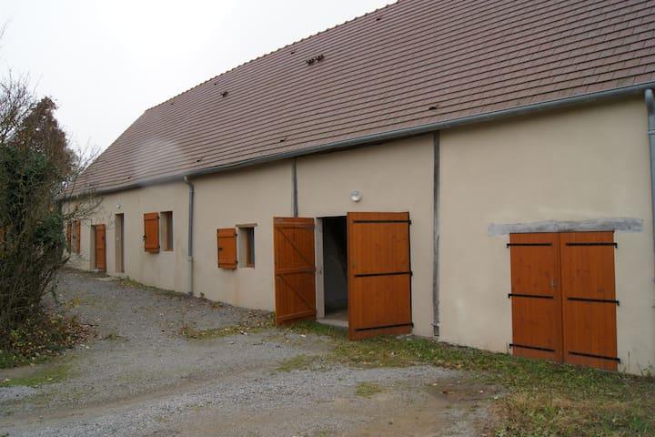 Maison proche centre ville tranquille et agreable - Trévol - Rumah