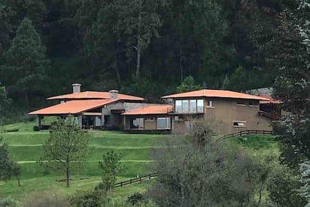 Rancho Pinto Tapalpa