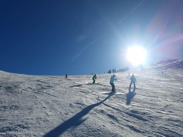 Ski, Hot Bath, Relax, Repeat....