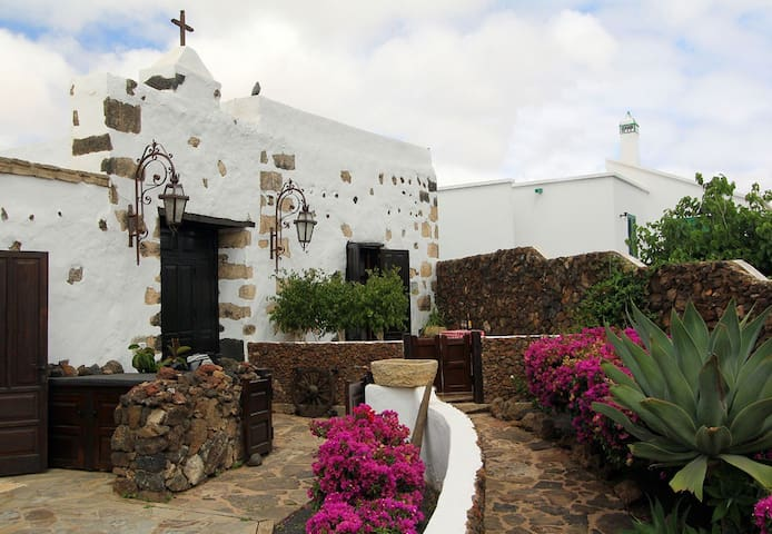 Rural Casita in Tiagua, Lanzarote