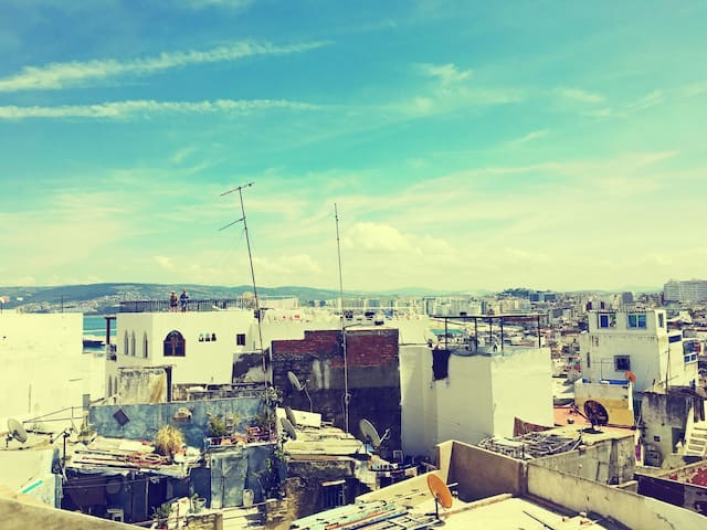Tangier Kasbah Hostel - Dorm