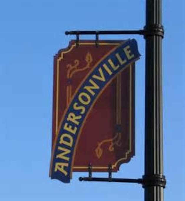 We're a short walk from two active, fun commercial areas:  Andersonville and Lincoln Square, both  neighborhoods with loads of restaurants, bars and shops.