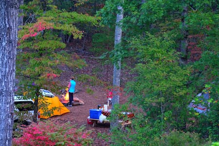 The Ridge at Table Rock: Camp & Go! - Pickens