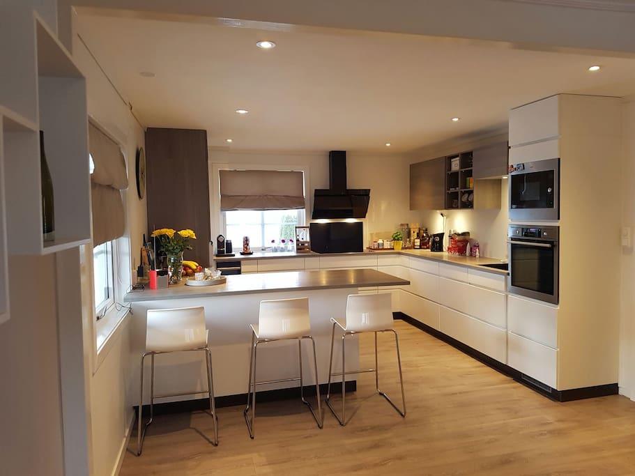 2.floor: Kitchen/dining room