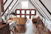 Panorama-Studio im Denkmal-Hof