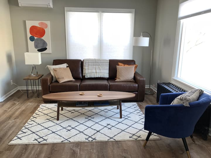 Fresh space near Mayo Clinic and downtown