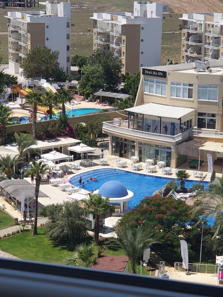Caesar resort 2+1(yeni iskele)Northern cyprus