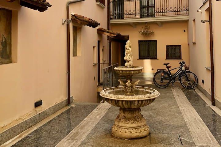 Cozy apartment in the hearth of Brescia