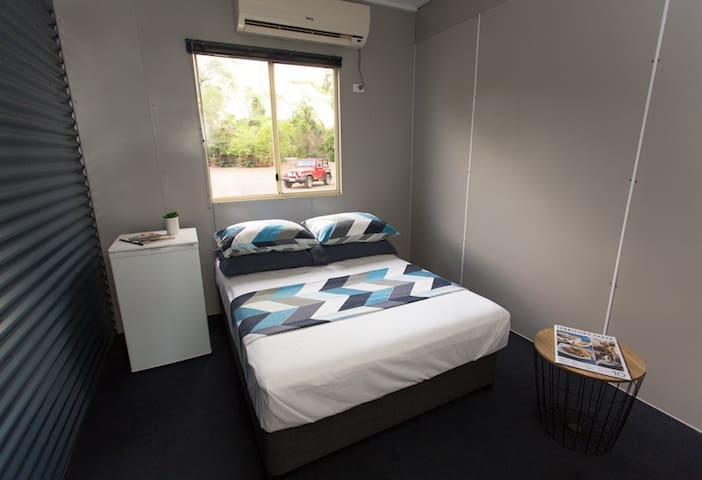 Double Room at Beachfront Accommodation