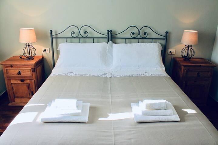 Locanda del sale- camera con bagno e colazione