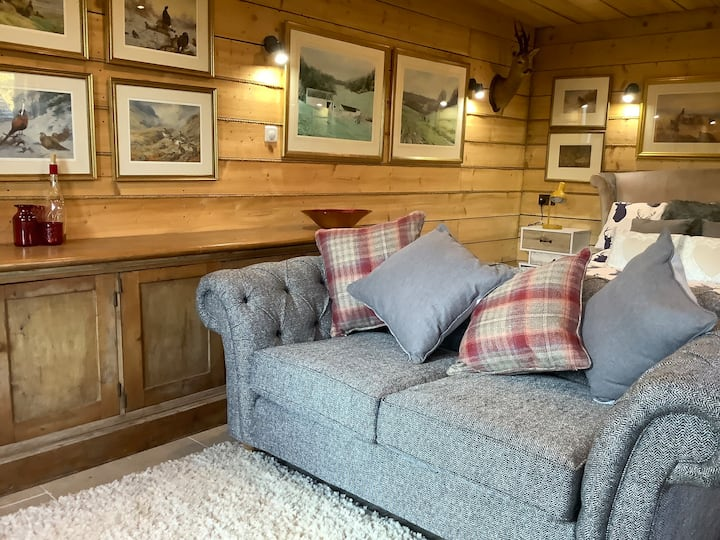 Cotswold hideaway, The Shed
